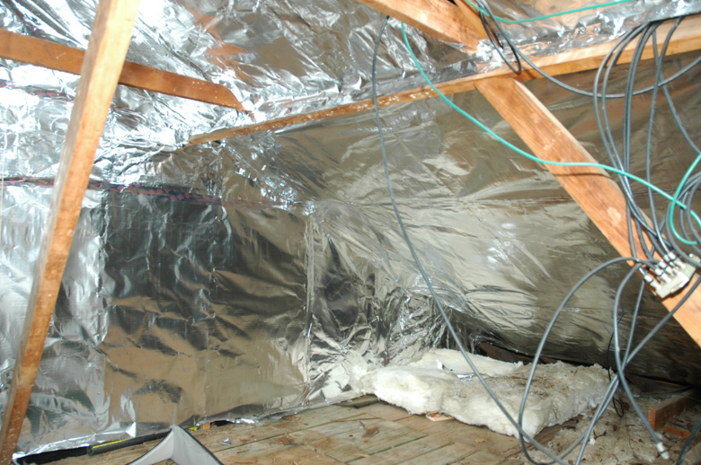 Radiant Barrier Foil Installation in Houston, TX | All Year